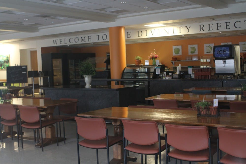 The Divinity School Refectory, now operated under Core Catering, hopes to maintain the popularity of the former restaurant.