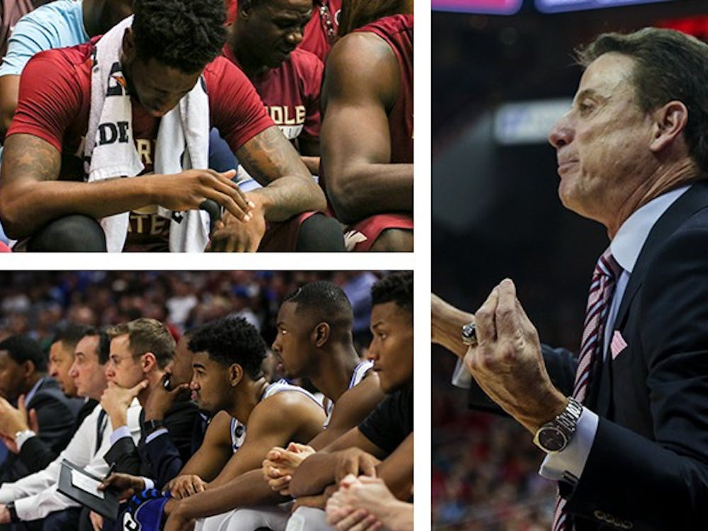 Three of the ACC's top teams were knocked out in the Round of 32 despite earning top-three seeds in the Big Dance.