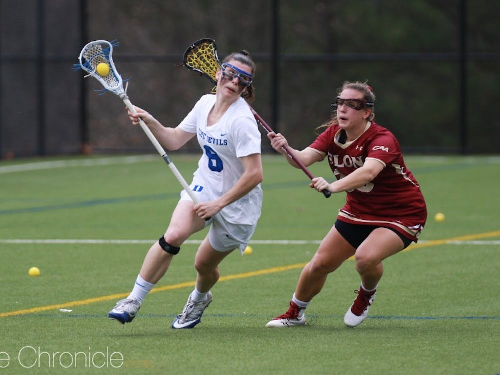 Charlotte North is on her way out of Durham after two consecutive seasons as the leading scorer for Duke.