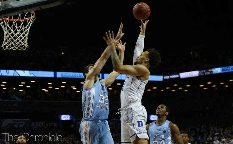 Losing to North Carolina was yet another learning experience in the eyes of many Blue Devils.