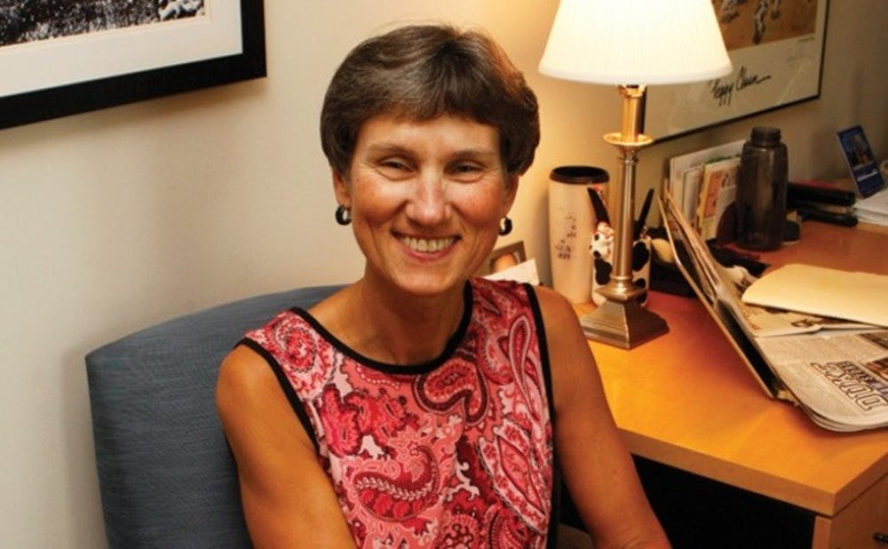 <p>Sue Wasiolek, associate vice president for student affairs and dean of students,&nbsp;testified in an ongoing lawsuit brought by&nbsp;a Duke men's soccer player accused of sexual assault.&nbsp;</p>