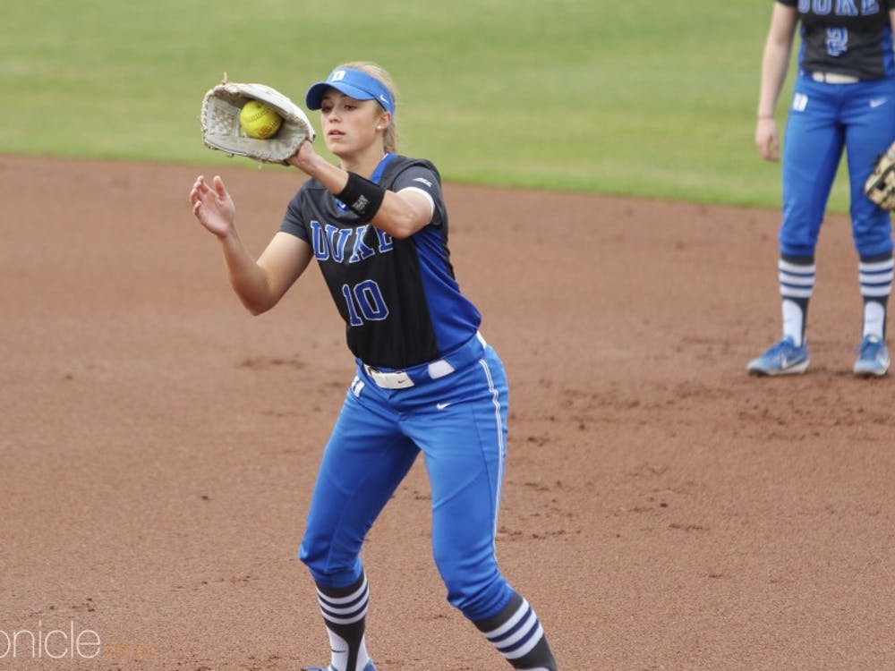 Duke's victories over the Cavaliers gave the Blue Devils three-consecutive series wins for the first time in program history.