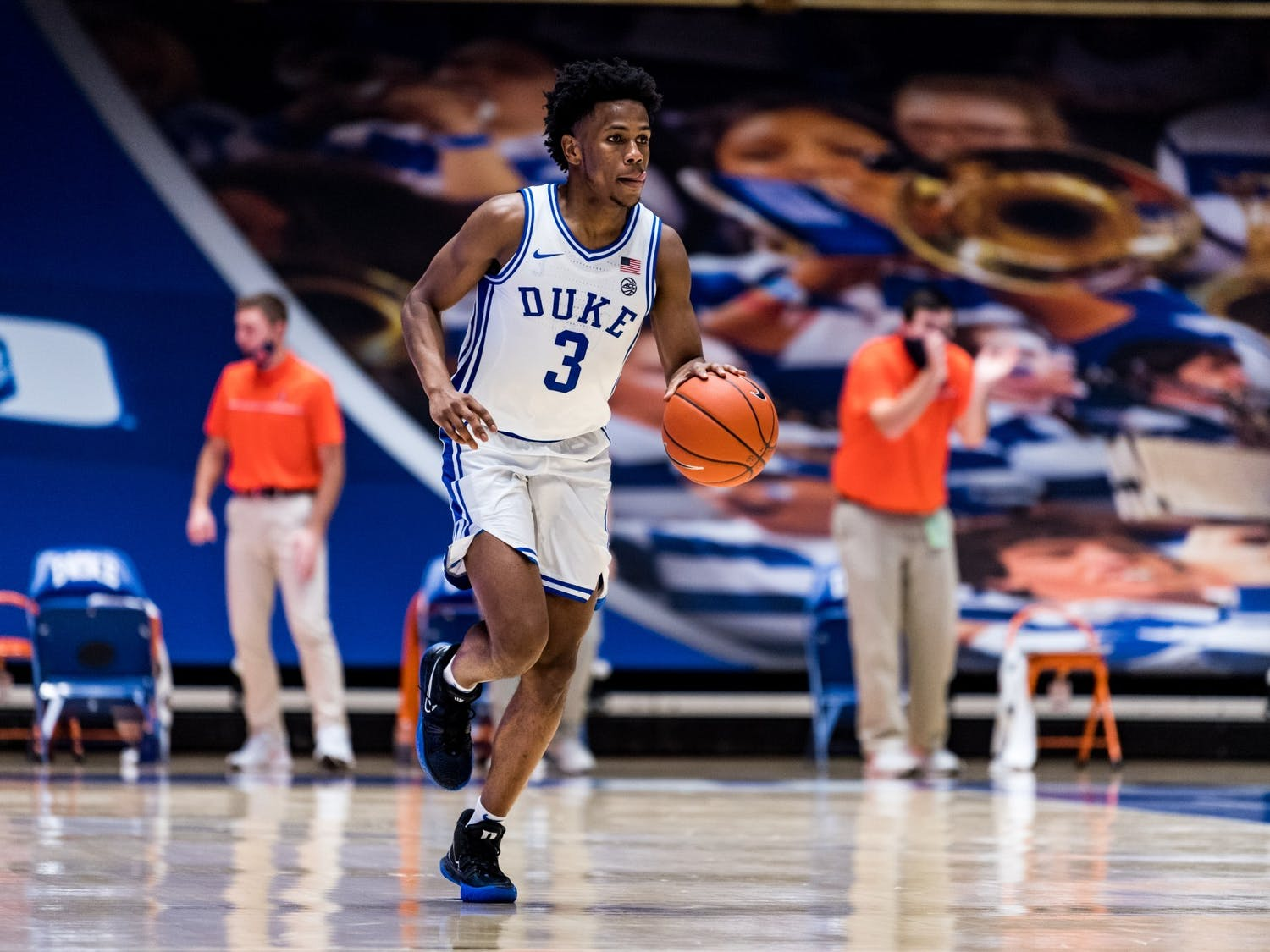 The emergence of freshman guard Jeremy Roach will help Duke move back up the rankings in ACC play.