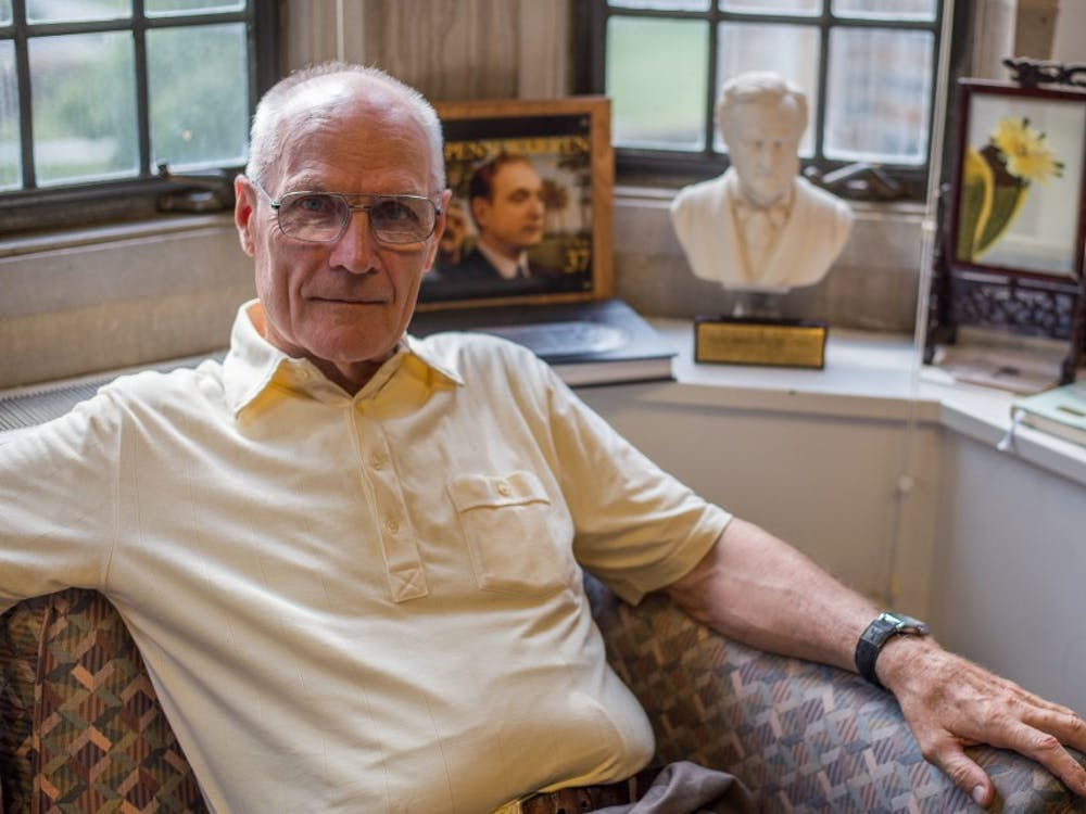 Victor Strandberg has been teaching at Duke for over 50 years.
