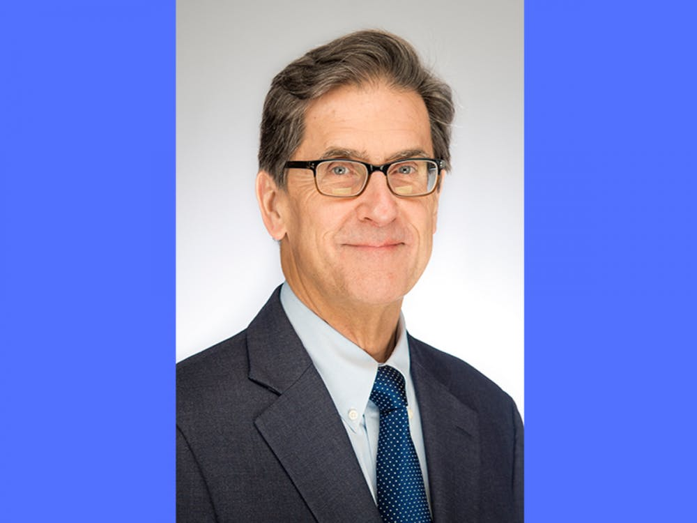 Richard Riddell, senior vice president and secretary to the Board of Trustees, is retiring after this year. Courtesy of Duke Today.
