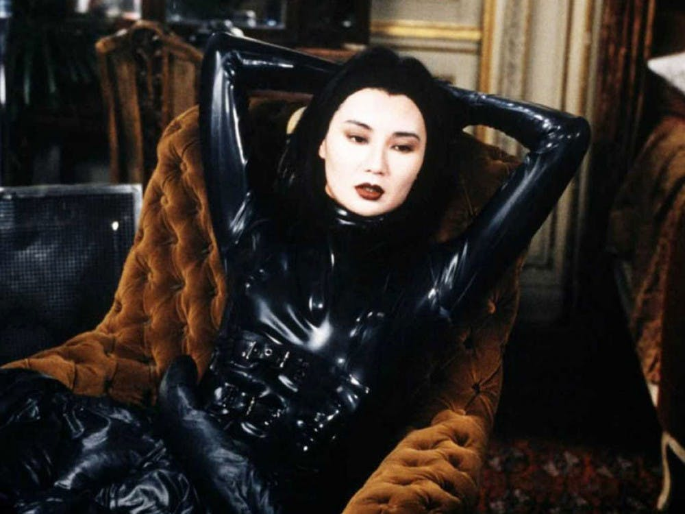"Screen/Society's Olivier Assayas retrospective will feature acclaimed films and lesser-known films by the French filmmaker, such as ""Irma Vep"" (above)."