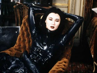 """Screen/Society's Olivier Assayas retrospective will feature acclaimed films and lesser-known films by the French filmmaker, such as """"Irma Vep"""" (above)."""