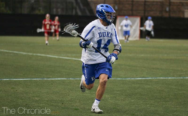 Justin Guterding will be looking to add a national championship to his loaded career resume this weekend.