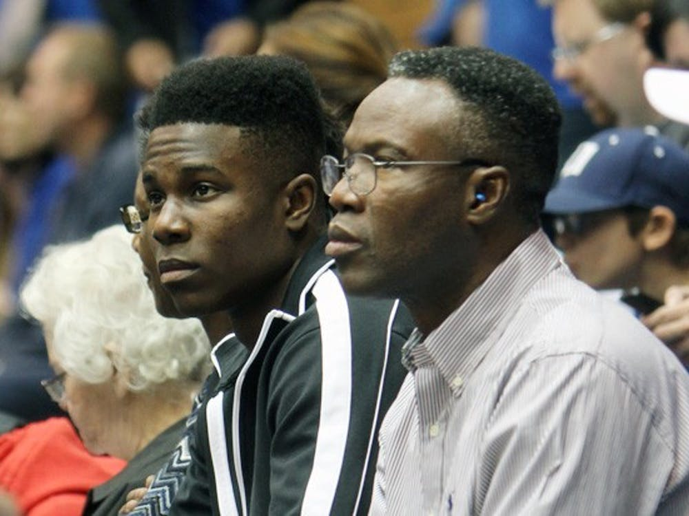 Duke basketball recruit Semi Ojeleye visited earlier in the season but the NCAA still has work to do to reform its methods, Cusack writes.