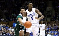 R.J. Barrett's leadership on defense could help Duke become one of the best teams of all-time.