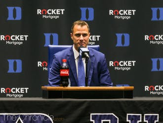 Jon Scheyer's rapid ascent to becoming Duke's head coach has the program abuzz with his youthful energy.