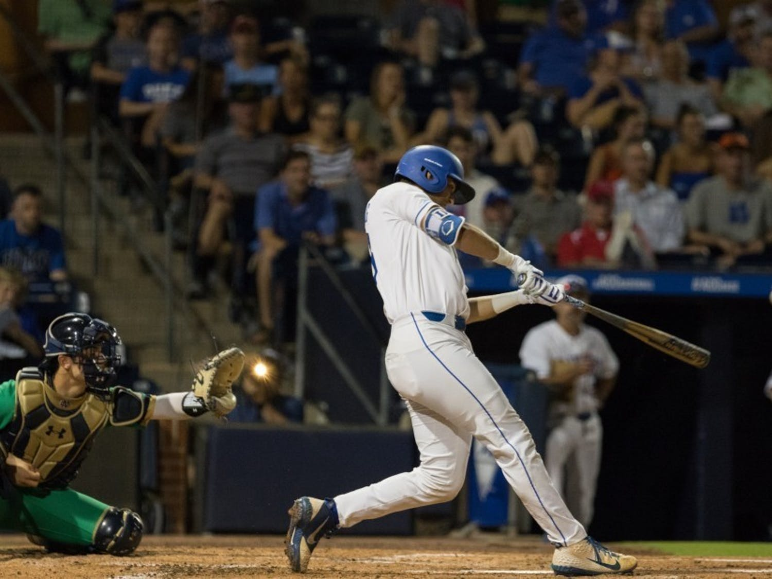 Duke entered this past season coming off two consecutive super regional defeats, both in a do-or-die Game 3.