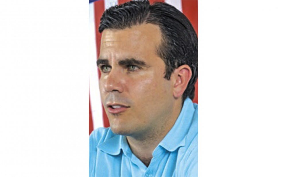 <p>Ricardo&nbsp;Rosselló&nbsp;now serves as governor of the Commonwealth of Puerto Rico, after spending time at Duke researching neurobiology and stem cells.&nbsp;</p>