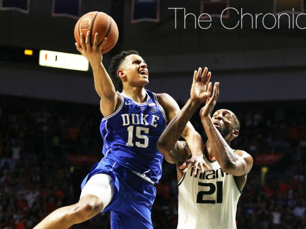 Frank Jackson will be Duke's 10th one-and-done since 2011.