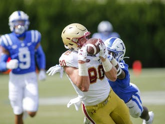 Duke's secondary cannot give up big plays this week like they did against Boston College.
