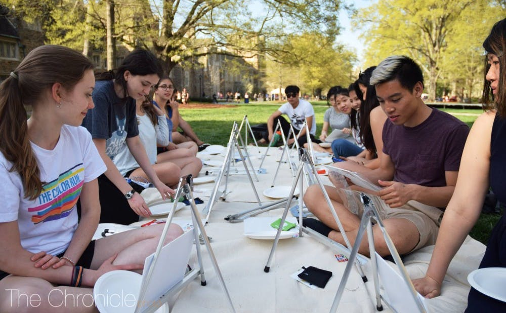 'Not enough respect': Students discuss the challenges of pursuing visual arts on campus