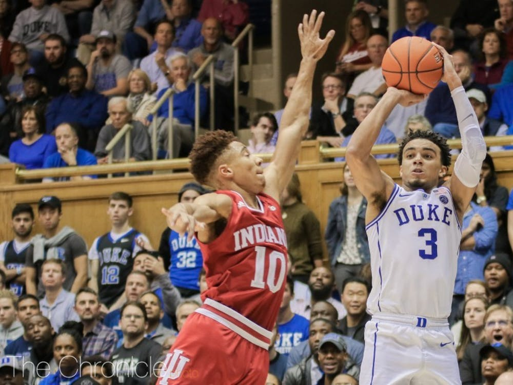 Tre Jones will unquestionably be Duke's leader this season, but can he do enough to win ACC Player of the Year?