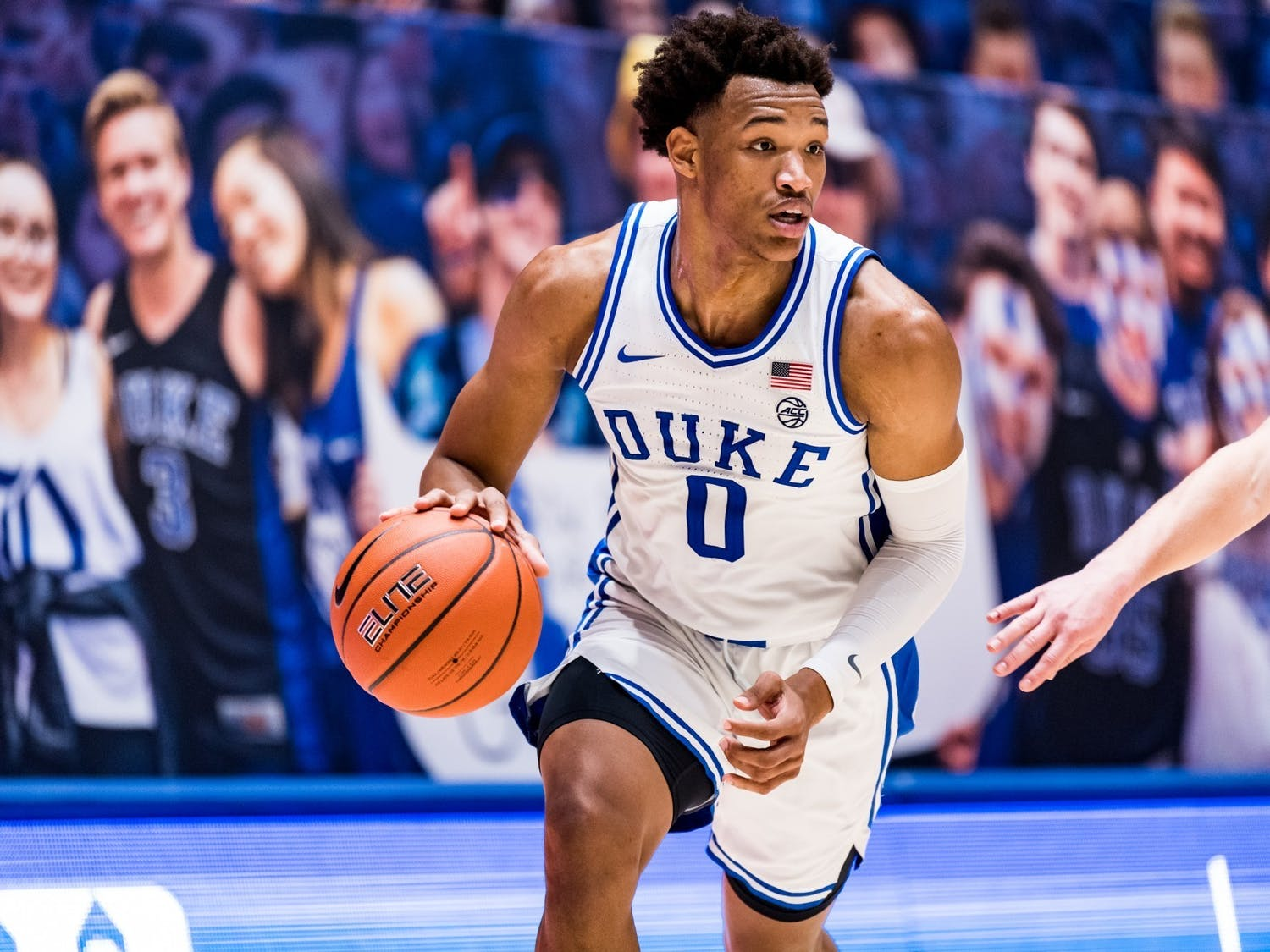 Wendell Moore Jr. will look to push the Blue Devils to a much-needed win in the second half.