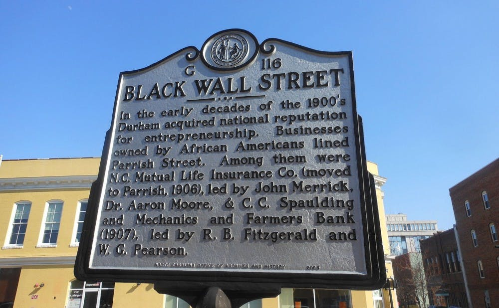 Durham Civil Rights Tour Is A Walk Through History The Chronicle