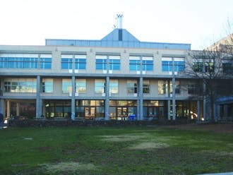 The addition of Environment Hall to campus is another change for the Nicholas School, and one that embraces the environmental sustainability goal of the school by employing utilities that are eco-friendly.