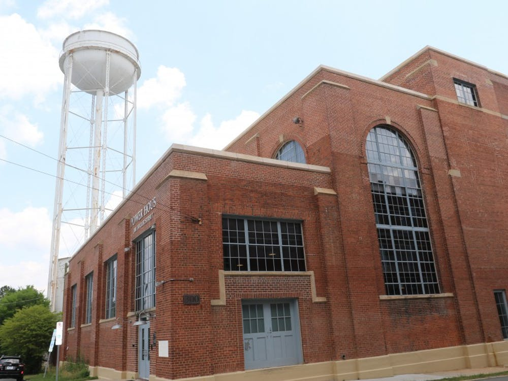 The Power House building in Durham's Innovation District is one of many the investments Duke has made to help the city's revitalization effort.