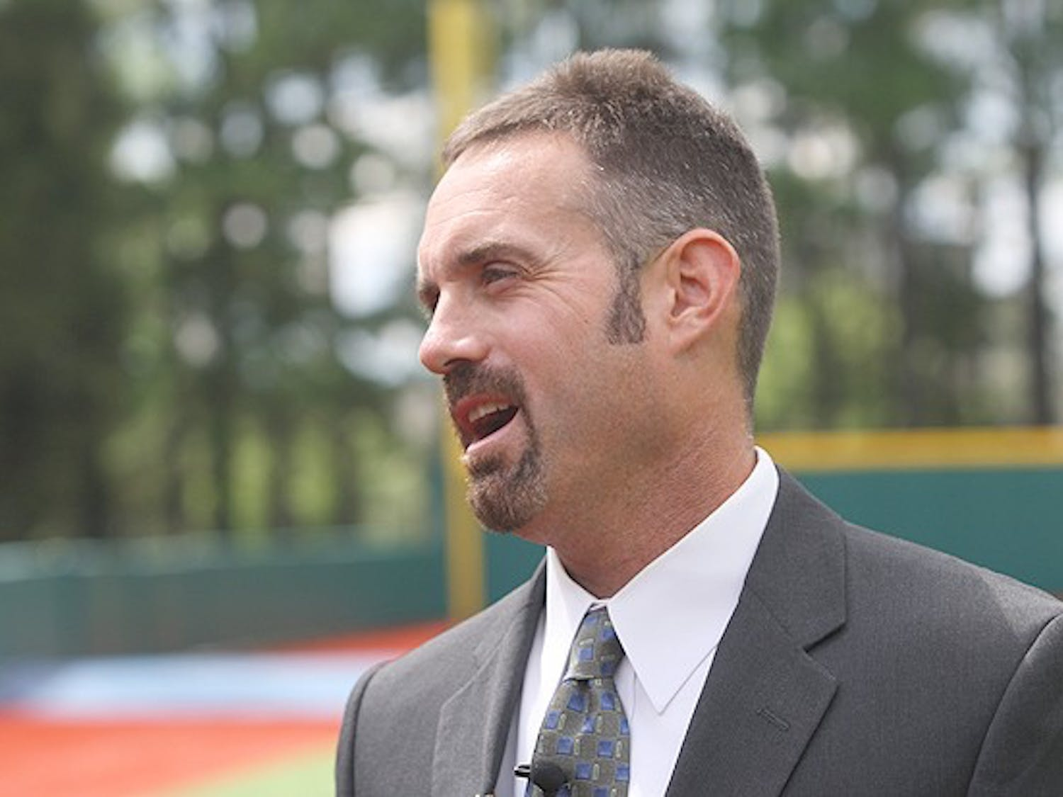 Chris Pollard was introduced as Duke's new head baseball coach Thursday afternoon after eight years at Appalachian State.