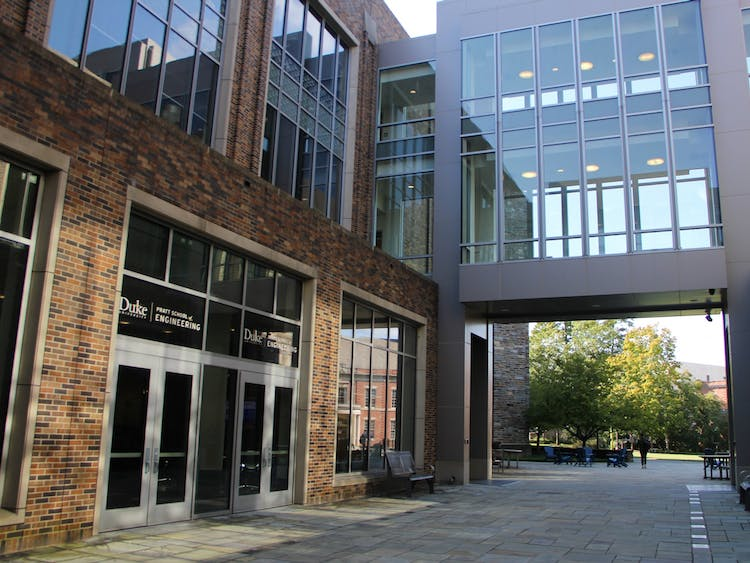 The Pratt School of Engineering and Duke's Innovation and Entrepreneurship Initiative were particularly helpful in the launch of the Innovation Studio.