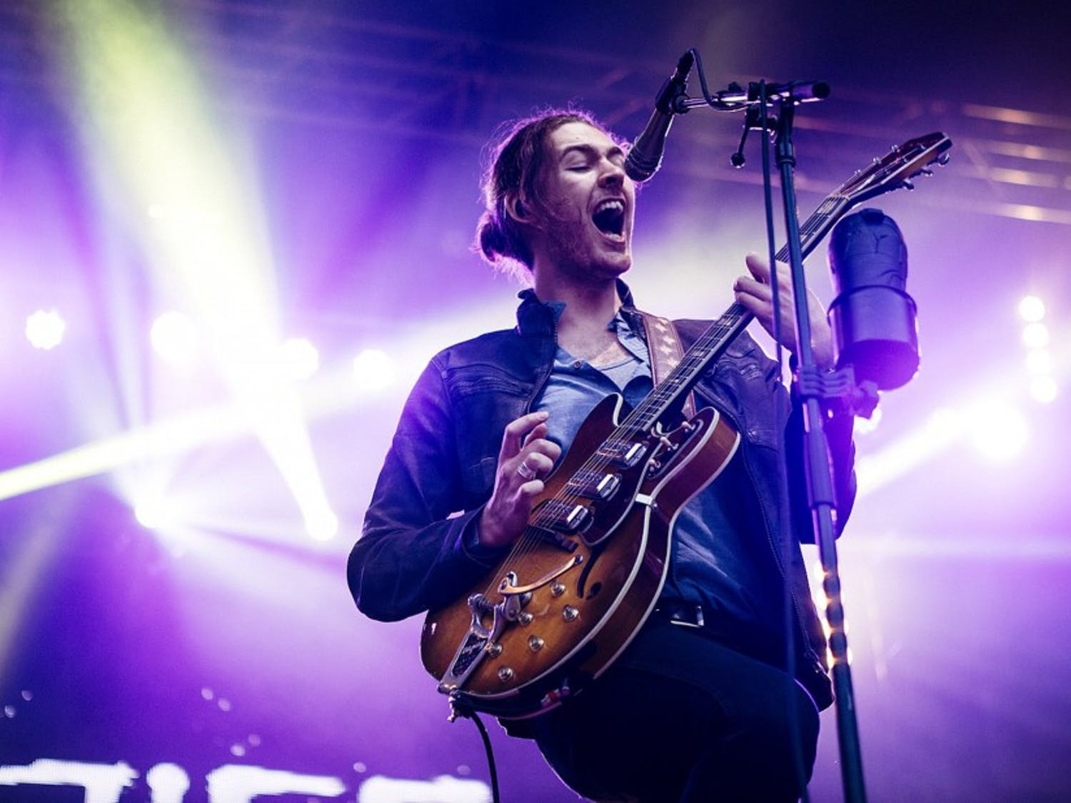 """Hozier, pictured here in 2015, released his second album, """"Wasteland, Baby!"""" March 1."""
