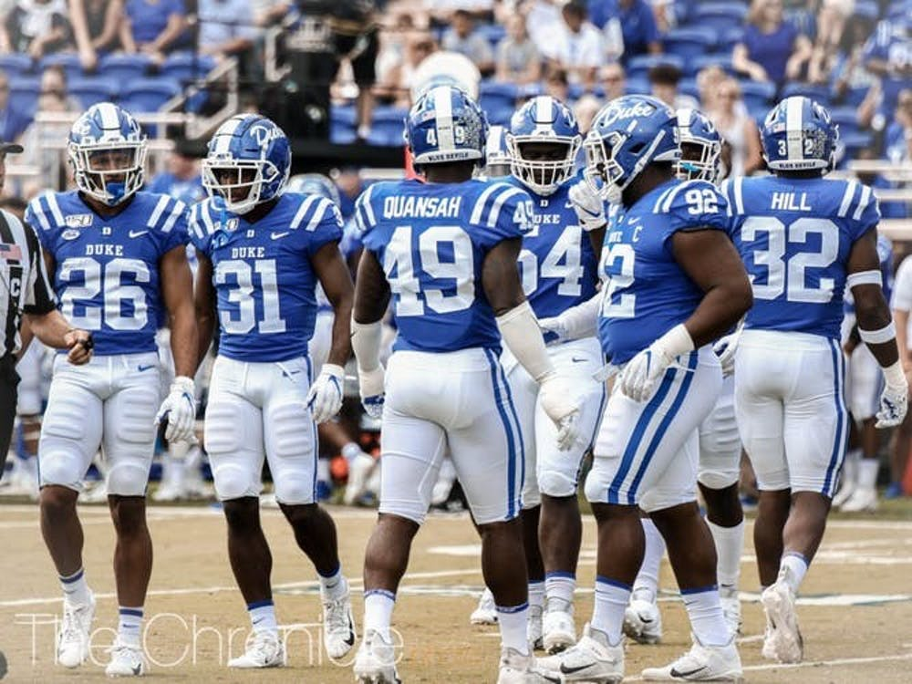 The Blue Devils are seeking their first top-15 win since 2016.