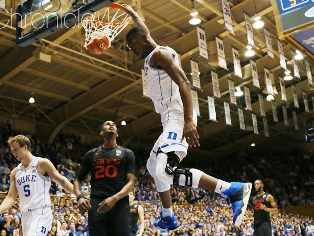 Men's Basketball - The Chronicle