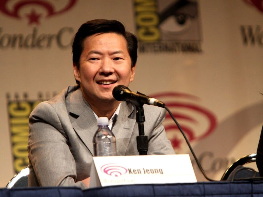 Ken Jeong at 2012 WonderCon.