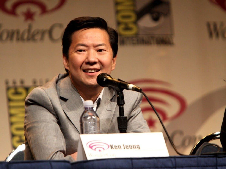 Ken Jeong at 2012 WonderCon.