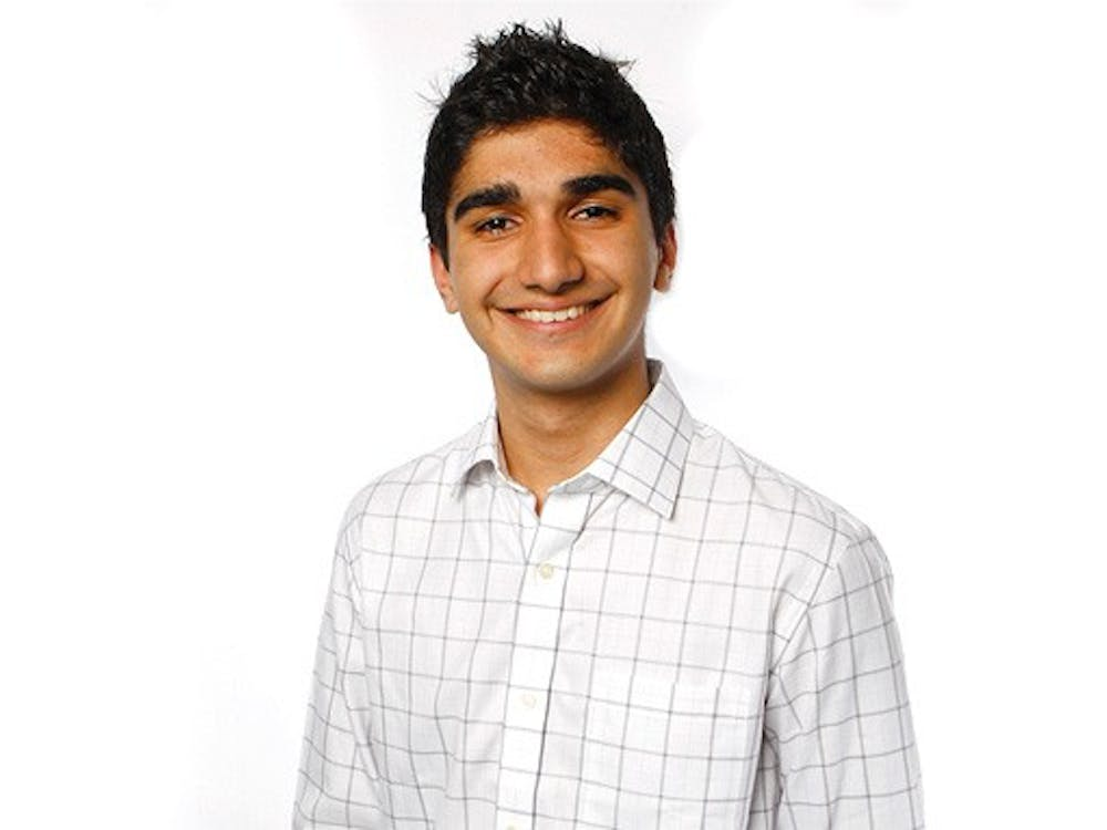 Sophomore Kaveh Danesh, who is running unopposed for Vice President for Academic Affairs, will focus on long-term projects to reform academics.