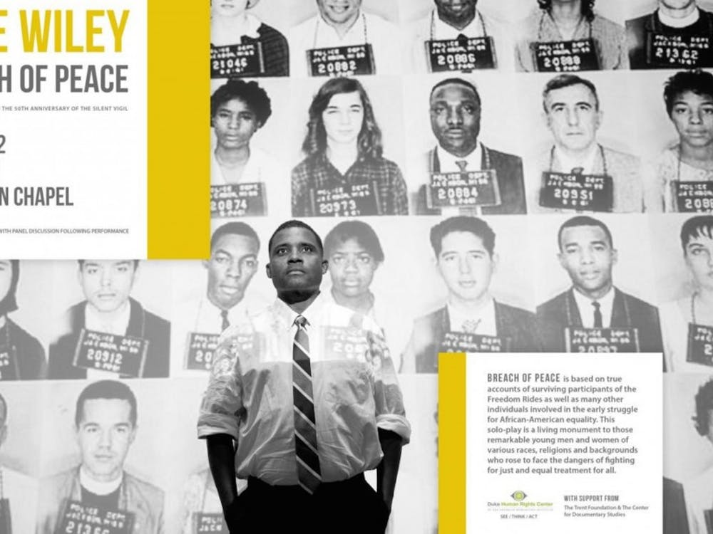 """""""Breach of Peace"""" chronicles the history of the Freedom Riders, a group of civil rights activists fighting for the desegregation of the public bus system."""