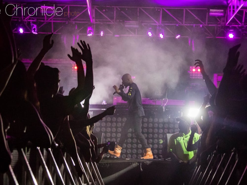 Tory Lanez headlined last semester's LDOC festival, the latest in a string of one hit wonders featured in campus concerts.