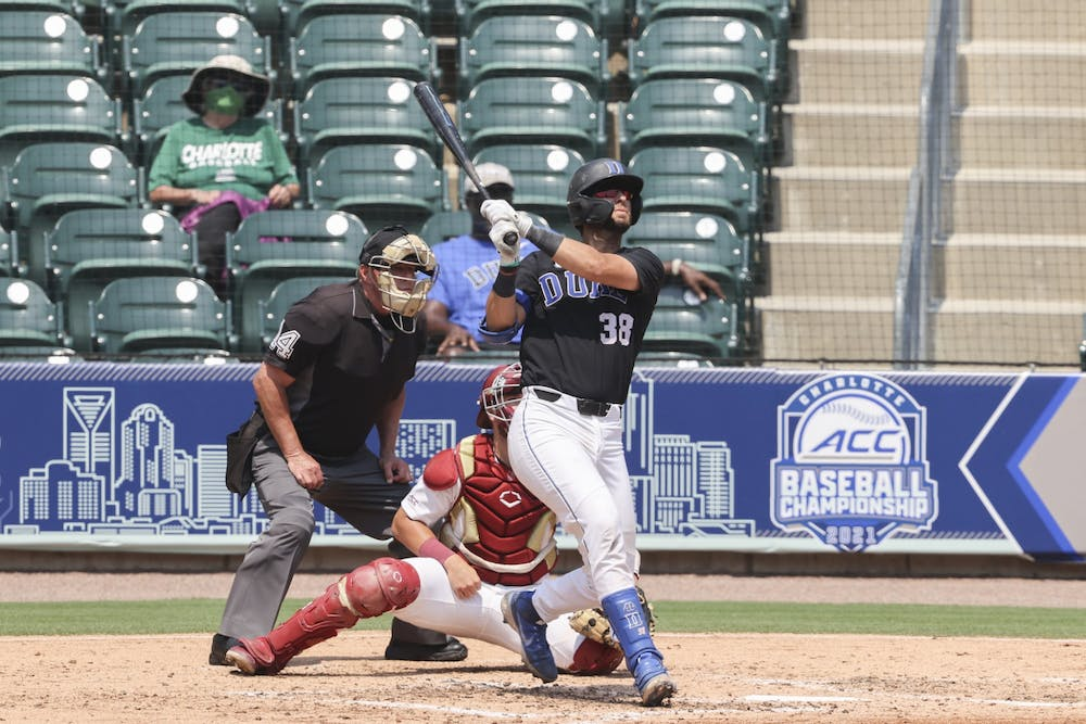 Catcher Michael Rothenberg launched a grand slam to right center in the first inning against Florida State.