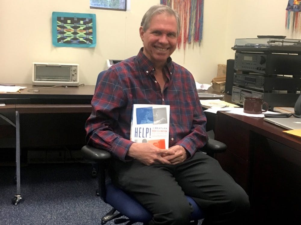 "Duke professor Thomas Brothers recently released his book ""Help! The Beatles, Duke Ellington and the Magic of Collaboration."""