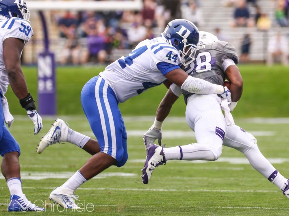 Joe Giles-Harris and the Blue Devils have a tough task with an explosive Baylor offense.