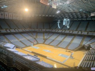 Duke's blowout loss at the Dean Dome wasn't a game to remember for the Blue Devil faithful, but covering that game in person was an experience I'll remember forever.