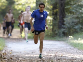 Duke cross country looked solid against tough competition this weekend.