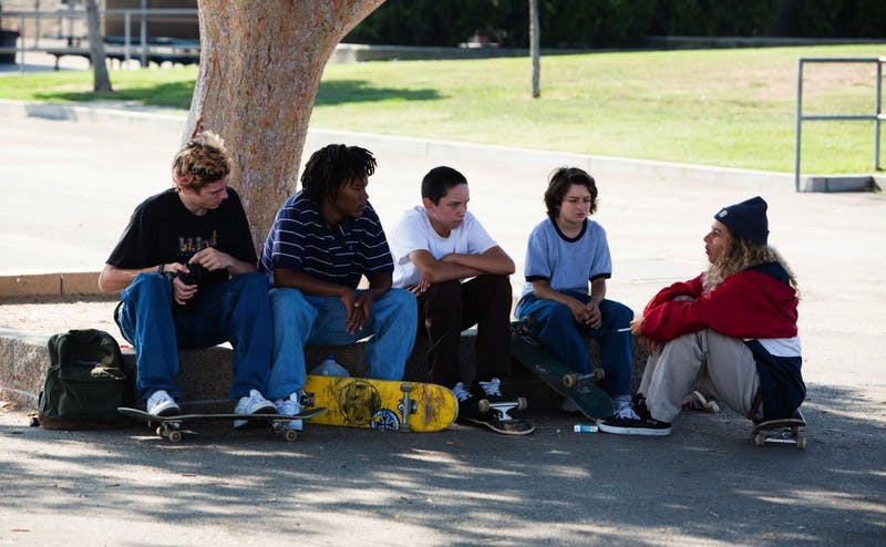 "Jonah Hill's directorial debut ""Mid90s"" follows 13-year-old Los Angeles resident Stevie as he navigates the perils of growing up."