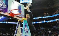 Men's basketball wins ACC tournament championship