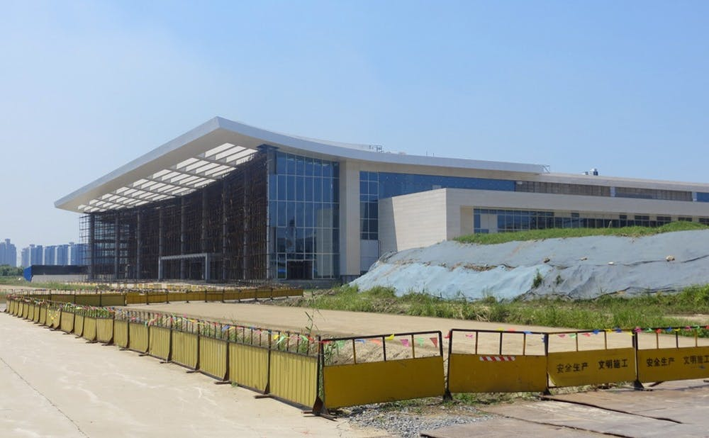 The Arts and Sciences council outlined their expectations for academic freedom at Duke Kunshan University, pictured above.