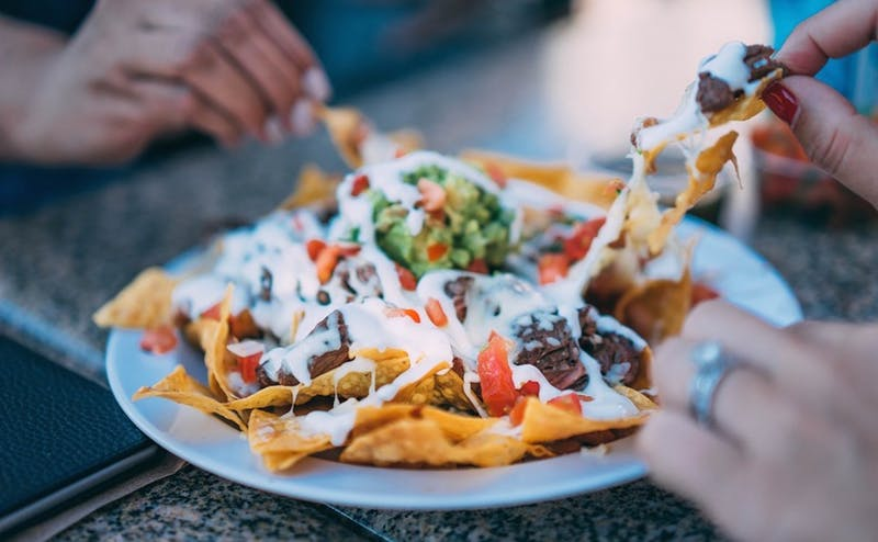 A nacho festival sponsored by Qspresso food truck will be held this Sunday in Durham Central Park.