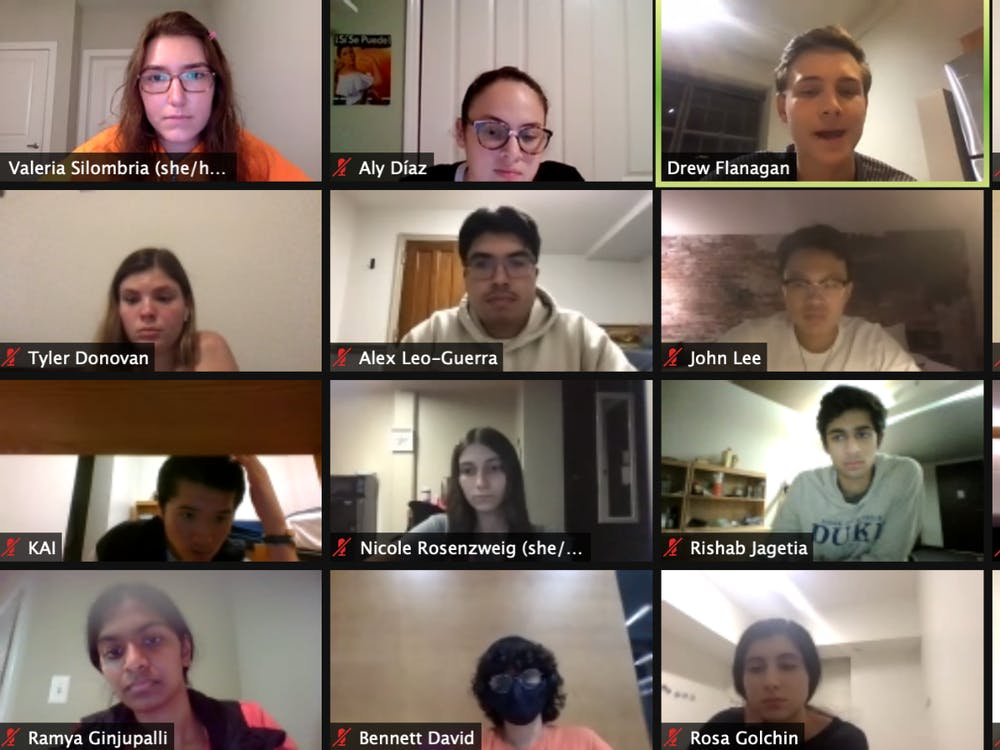<p>Duke Student Government senators heard from the the executive director of the Career Center and got updates from two Senate committees at their Oct. 28 meeting.</p>