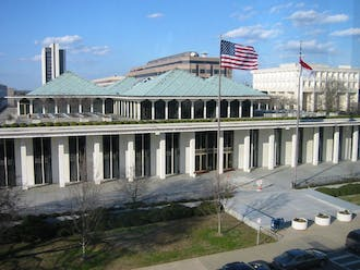 The North Carolina State Legislative Building