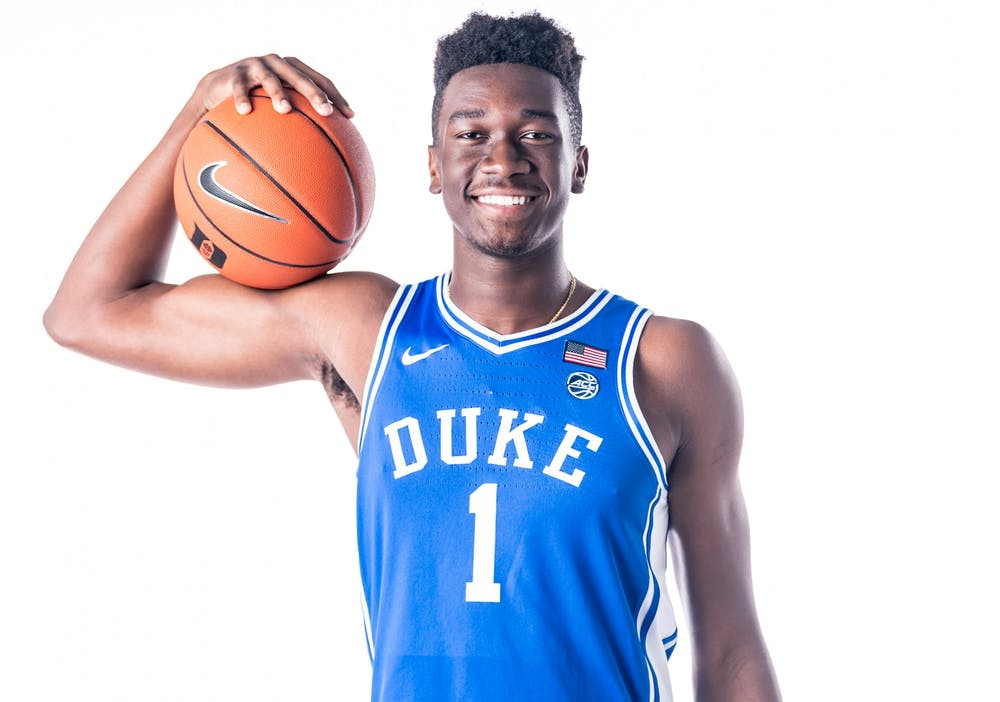 <p>Williams will provide athleticism, shot-blocking, and elite finishing on a consistent basis.</p>