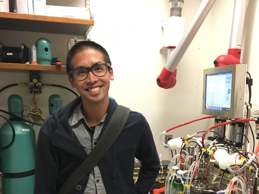 Lawrence David is currentlyan assistant professor in the Duke Center for Genomic and Computational Biology.