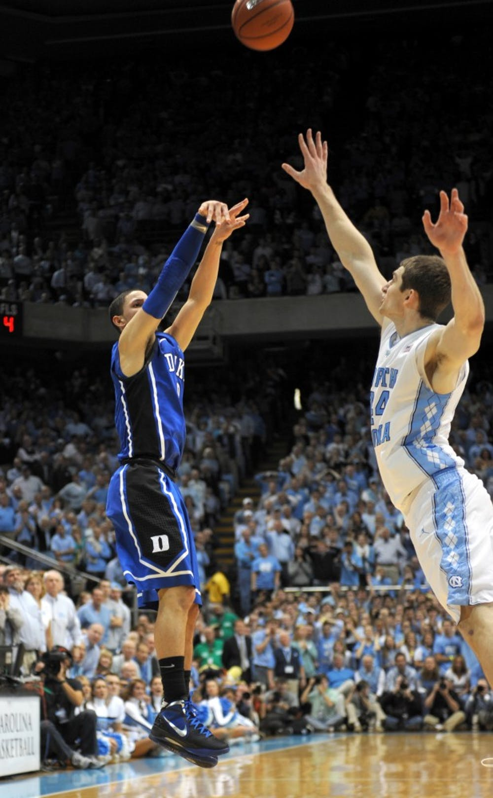 Duke's loss to Lehigh marred the end of the 2011-12 campaign, but Austin Rivers' buzzer-beating game-winner against North Carolina remains that season's lasting image.