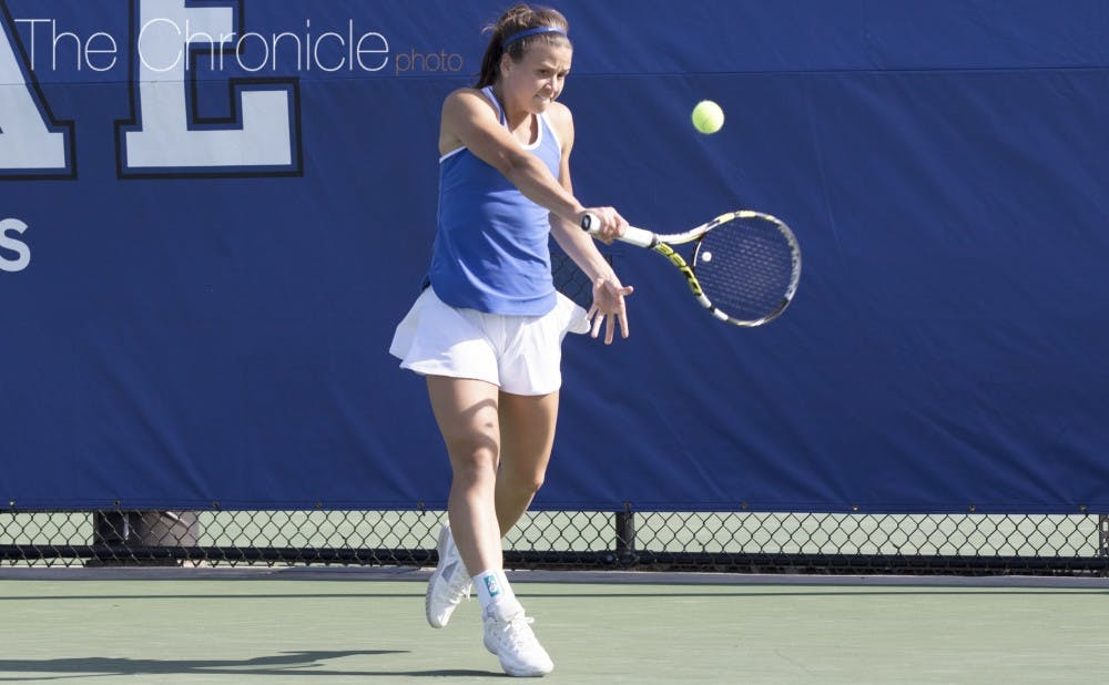 <p>The Blue Devils hope to preserve their status as one of two teams unbeaten in ACC play.&nbsp;</p>